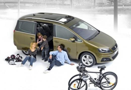 SEAT Alhambra 2.0 TDI, la voiture familiale idéale