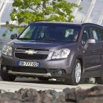 Le nouvel Chevrolet Orlando