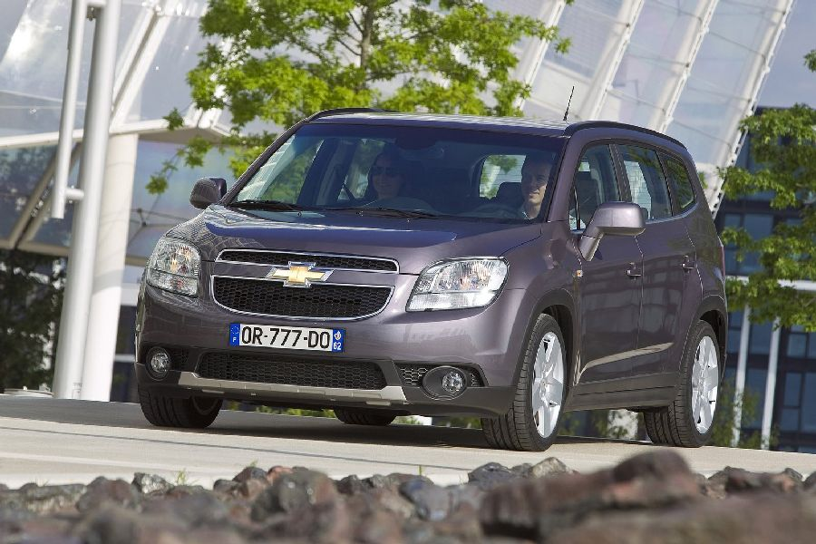 chevrolet orlando 2012 v hicule familalvoiture familiale. Black Bedroom Furniture Sets. Home Design Ideas