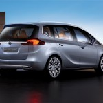La nouvelle Opel Zafira Tourer