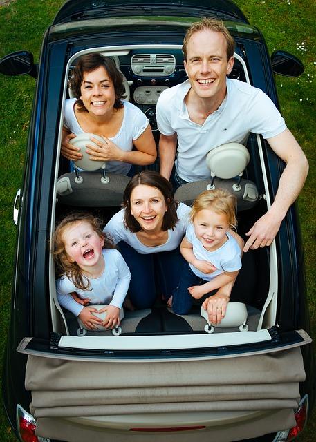 Protéger la santé des enfants en voiture